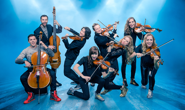SRU hosts modern string group, Barrage8, April 28 | Slippery Rock ...