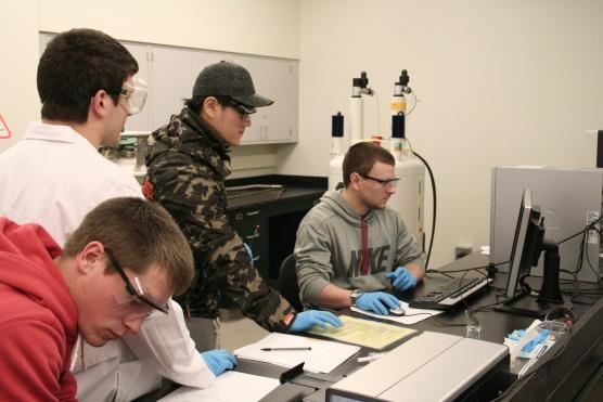 Laboratories | Slippery Rock University