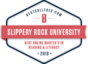 online masters in reading