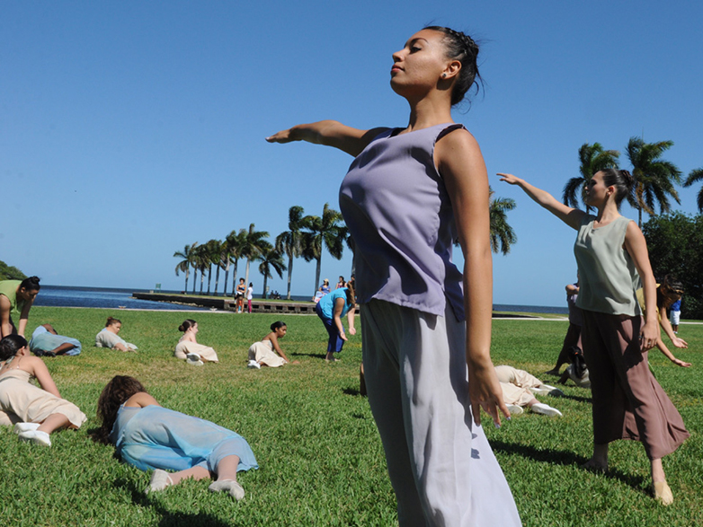 water dance project dancers