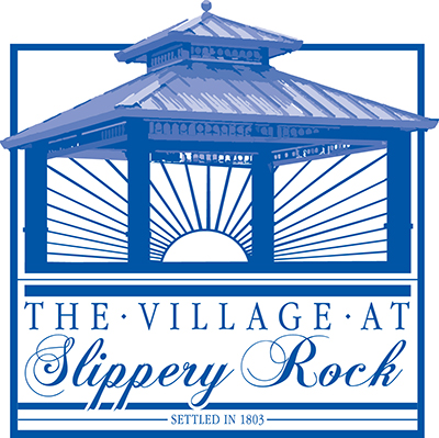 Villiage of Slippery Rock emblem
