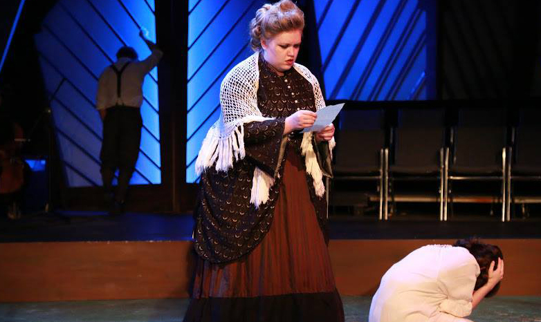 Rebecca McGann in Brave New Plays