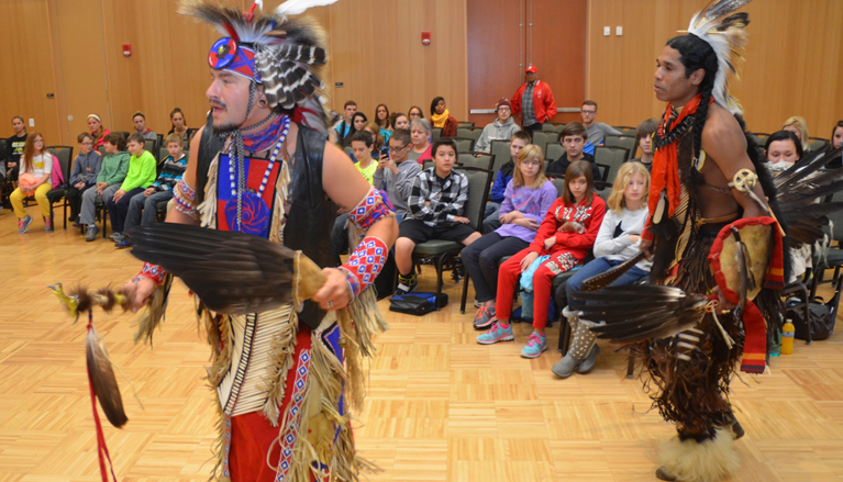 SRU's Native American Day celebrates traditions