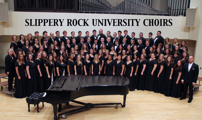 Slippery Rock University Concert Choir