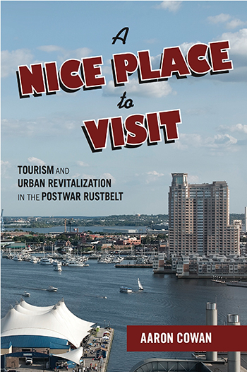 """A Nice Place To Visit"" book cover"