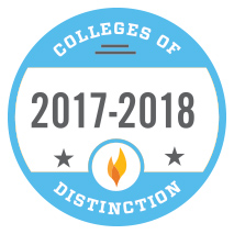 College of Distinction 2017