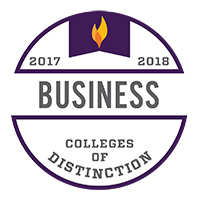 The Colleges of Distinction in Business icon