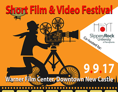 : Short Film and Video Festival Submissions poster