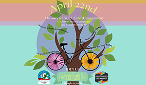 Childrens Day Bike Event poster