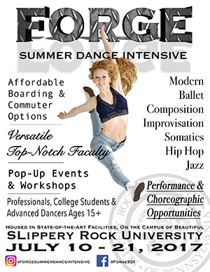 The Forge Summer Dance Intensive