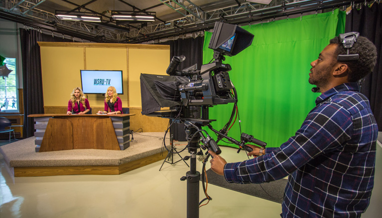 Radio And Television Broadcasting