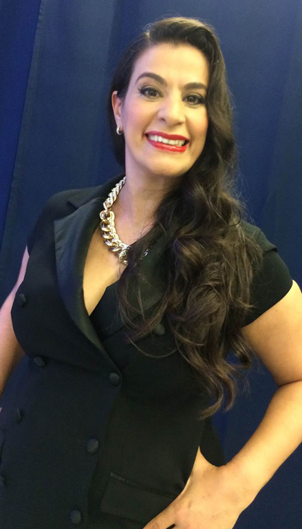 Comedian Maysoon Zayid will appear at Slippery Rock University Sept. 19