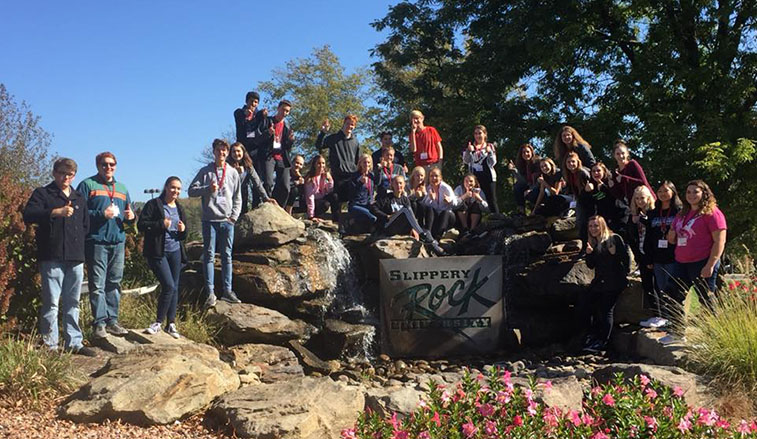 BCYLC on the Rock