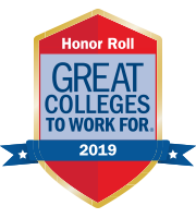 Great Colleges Honor Roll Badge