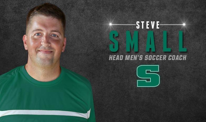 SRU names Steve Small men's soccer coach | Slippery Rock ...
