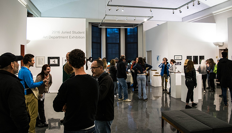 Juried Art Awards 2016