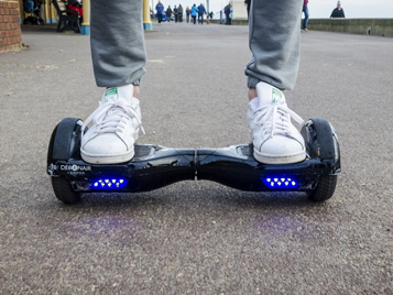 Thumbnail for SRU issues hoverboard policy