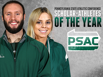 Thumbnail for SRU sweeps PSAC Scholar-Athlete of the Year awards