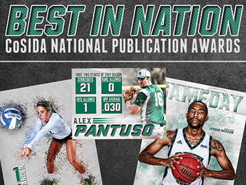 Thumbnail for SRU athletic communication leads DII in national honors
