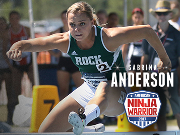 Thumbnail for SRU's track and field standout to compete on 'American Ninja Warrior'