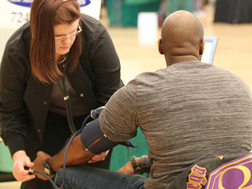 Thumbnail for SRU Healthfest offers path to a healthier life