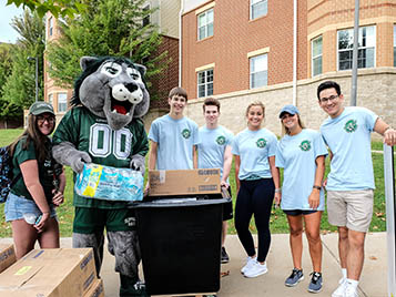 Thumbnail for SRU expands 'WOW' experience for new students