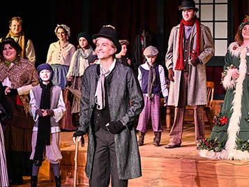 Thumbnail for SRU Theatre presents holiday classic 'A Christmas Carol'