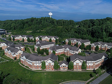 Thumbnail for SRU's student housing earns in-state and national recognition