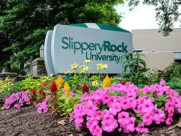 News Slippery Rock University