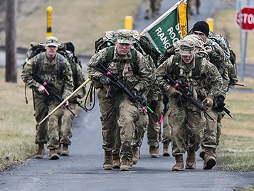 Thumbnail for SRU to salute military and first responders at Oct. 26 football game
