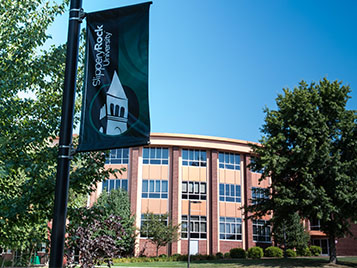 Thumbnail for SRU named one of country's greenest colleges by Princeton Review