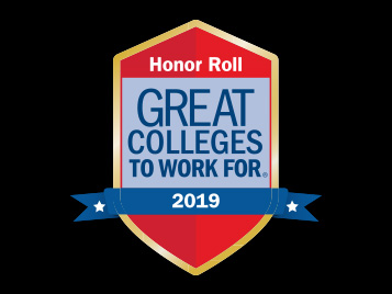 "Thumbnail for SRU named a ""Great College to Work For;"" Earns place on national honor roll"