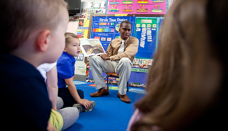 Early Childhood Education Slippery Rock University