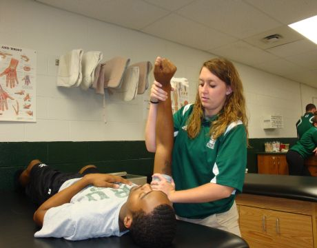 Thumbnail for Athletic Training: Pre-Physician Assistant