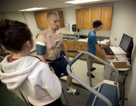 Thumbnail for Exercise Science: Preparation for Continued Education in Healthcare