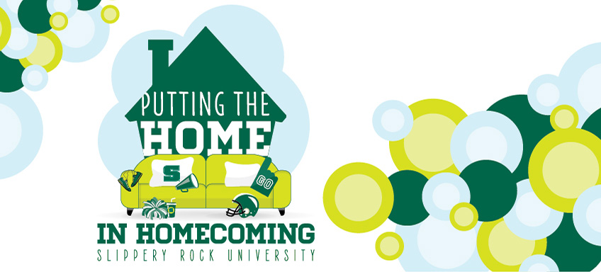 Enjoy the Homecoming celebrations from home
