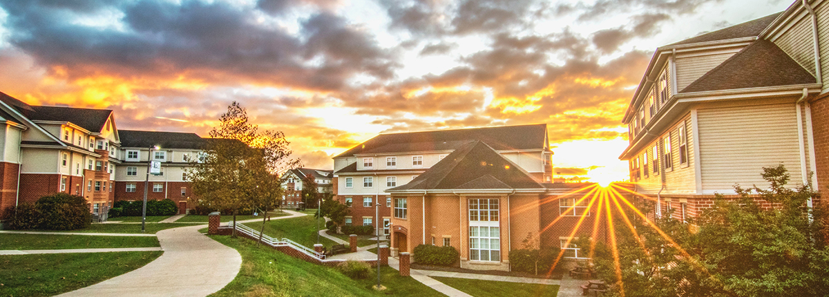 Residence Halls at Sunrise