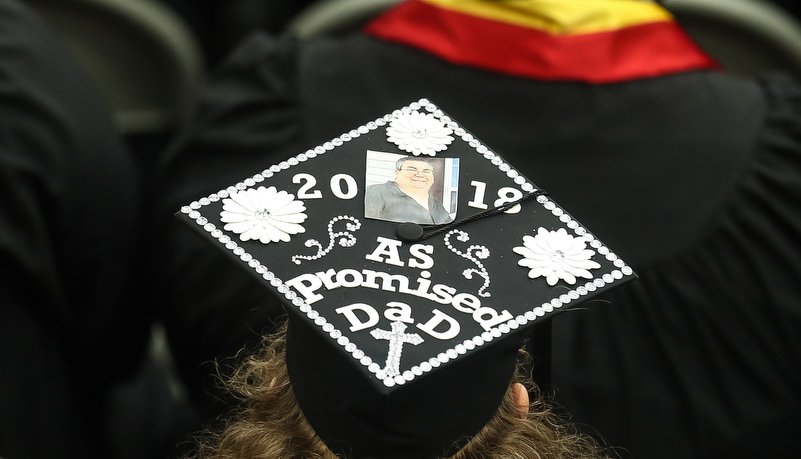 Decorated cap