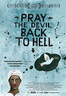 Pray the Devil poster