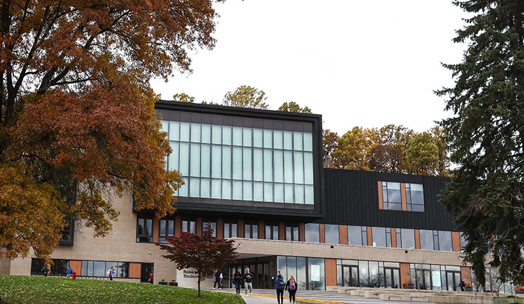 Smith Student Center