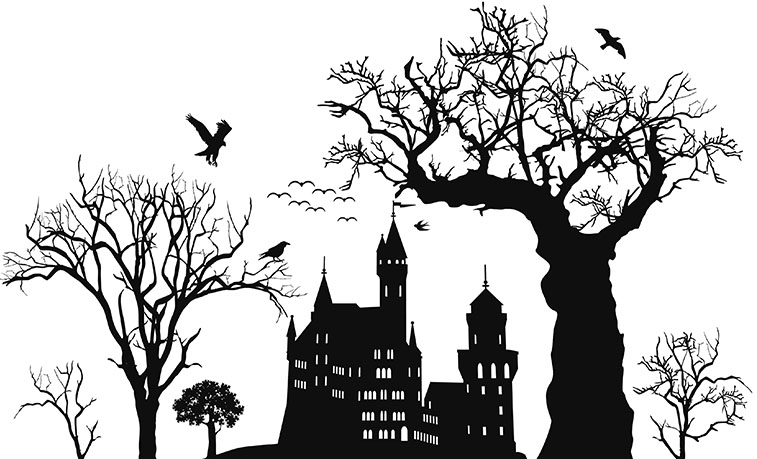 "the annual ""Spooky Stories"" event. This year it takes place at 6:30 and 8 p.m., Oct. 19."