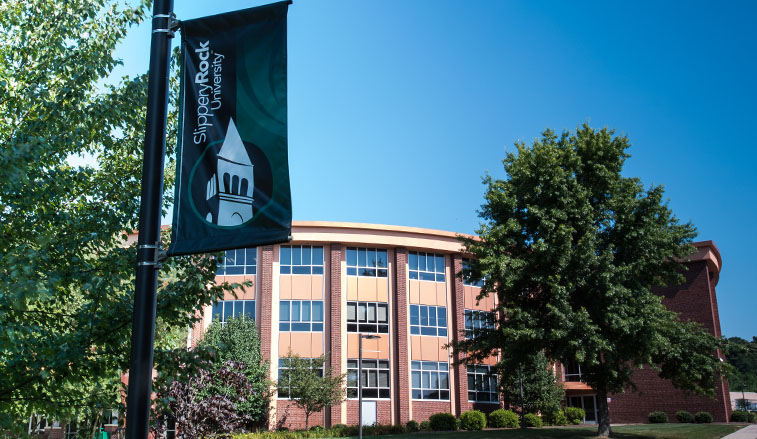 "The Princeton Review has named Slippery Rock University as one of the most environmentally responsible colleges in the country in its ""Guide to Green Colleges: 2019 Edition."""