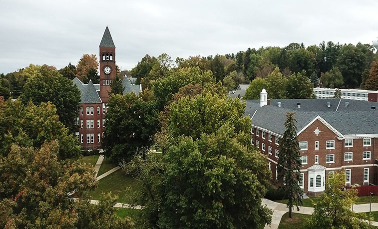Five candidates for the position of provost and vice president of academic affairs at Slippery Rock University will visit campus in November.