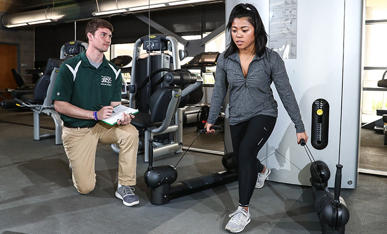 Slippery Rock University is one of only 55 universities and colleges around the world honored by Exercise is Medicine with EIM On Campus Gold level designation for its efforts to create a culture of wellness on campus.
