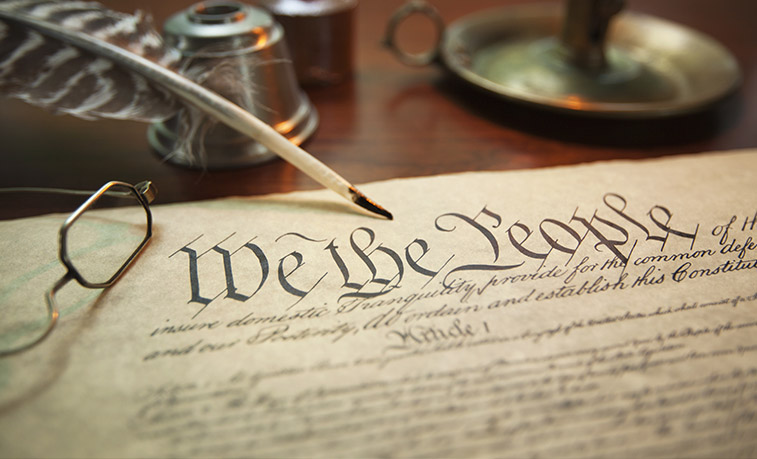 Constitution Day in September 17th