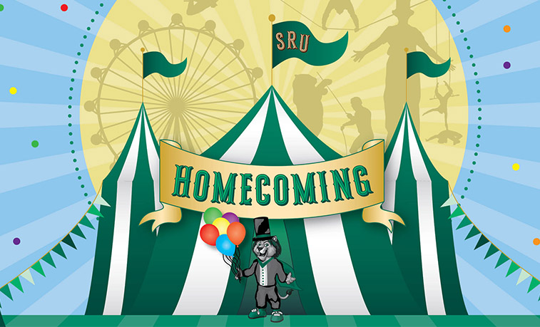 Homecoming is October 11, 2019