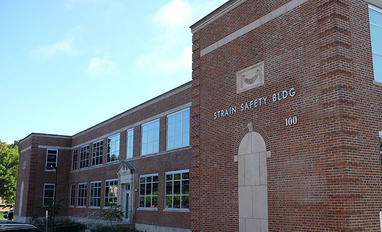 Strain Safety Building