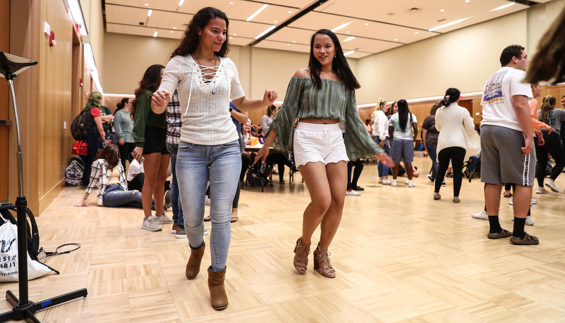 Hispanic Hertiage month kicks off