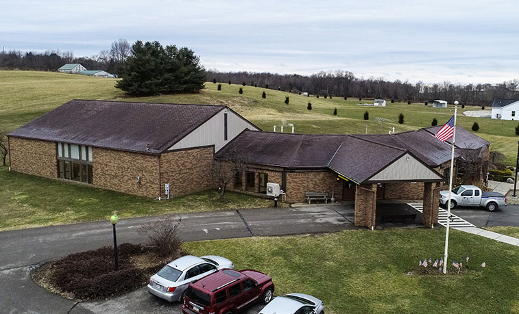 Slippery Rock township building