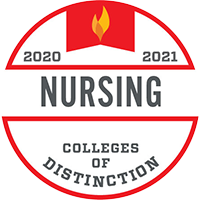 COD Nursing badge
